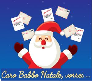 Dove Si Trova In Questo Momento Babbo Natale.Caro Babbo Natale Vorrei Centro Territoriale Volontariato Vercelli Biella